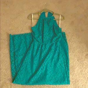 Bisou Bisou formal summer maxi dress